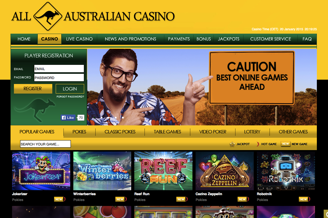 Play Desert Treasure Online Pokies at Casino.com Australia